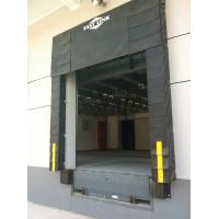 China High Performance Industrial use loading dock seals protect door from collision wholesale