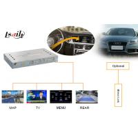 China Car Navigation Spare Parts Audi Video Interface A5 Q5 With Rear View Camera on sale
