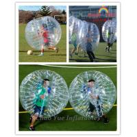 China Inflatable Bumper Ball Plastic Sports Games Inflatable Body Suit(CY-M2727) wholesale