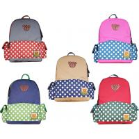 2013 New designs high quality kids school bags