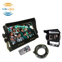 China truck tractor rear view camera system with stable quality, rear view camera, ideal for truck, bus, van, lorry, etc. on sale