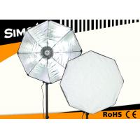 China Quick Set Up Fluorescent Lighting Photography 55cm Octagon Softbox with 50W Spiral Bulb wholesale