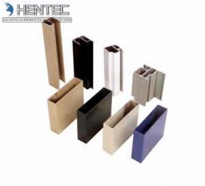 China OEM Aluminum Window Extrusin Profiles With Finished Mchining wholesale