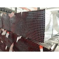 Quality ASTM Galvanized Square Tube / Galvanized Steel Pipe For Greenhouse for sale
