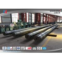 China SUS316L 35# Carbon Steel Forgings  High Precision Marine Tail Shaft on sale