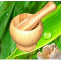 China China Bamboo Garlic Bowl for Mixing/Kitchenware/Kitchen Implement wholesale