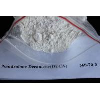 Quality Pharmaceutical Steroid Nandrolone Decanoate CAS 360-70-3 White Raw Steroid Powder Source for sale