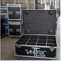 China Aluminium Flight Case With Compartments For Performance Equipment wholesale