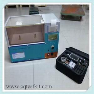 China GDYJ-502 Transformer Oil Breakdown Voltage Tester on sale