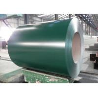 China Size Customized Prepainted Steel Coil Anti Corrosion For Roof Structure on sale