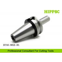 Quality BT40 Hydraulic Precision Tool Holders for Milling / Finishing , 20CrNiMo for sale