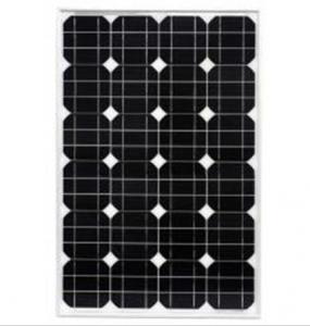 China Monocrystalline solar panel 60W wholesale