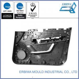 China IATF 16949 Certificated Auto Interior Trim Molding , Car Body Molding Black Car Plastic Door Part wholesale