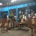China Bagger Parts ABB / KUKA / NACHI Brand Automatic Robot Palletizer Electric Driven wholesale