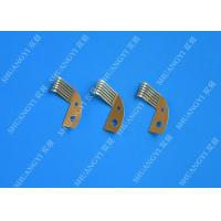 China Custom Battery Electrical Crimp Terminals Lug Type Copper High Precision wholesale
