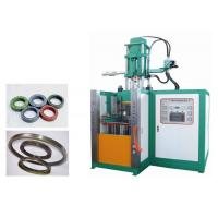 Buy cheap 2000cc Volume Rubber Injection Moulding Machine For Complicated Rubber Parts from wholesalers