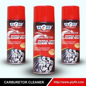 China Tinplate Can Aerosol Carburetor 400ml Choke Carb Cleaner wholesale