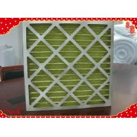 China 592x592x46mm G3 G4 primary panel prefilter for air conditioning wholesale