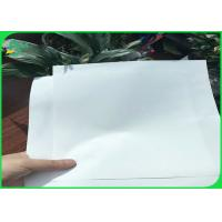 China 1.2g to 1.5g RBD RPD SPN Jumbo Roll Paper Two Side Coated Flame Resitant wholesale