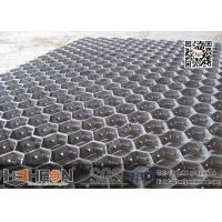 """China AISI 316L Hex Mesh with lances 1"""" and ¾"""" thick   China Manufacturer wholesale"""