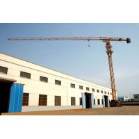 China High Performance Tower Crane Equipment 12t Max Lifting Load 50m Lifting Height wholesale