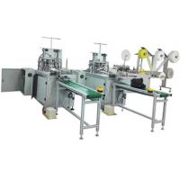 China Electric Driven Fully Automatic Mask Machine Labor Saving With Aluminum Alloy Rack wholesale