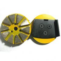 Quality Diamond Grinding Disc For Concrete With Ez Lock for sale