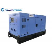China Three - Phase Diesel Power Generator With Rated Power Of 64KW And 80KVA wholesale
