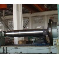 China 45Mn Large Ship Tail Forged Steel Shaft Mounted In Two Bearings Smelting Standard wholesale
