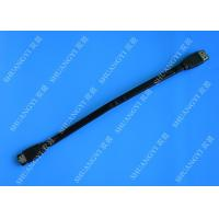 China Double Shielded Male To Male External ESATA Cable ESATA To ESATA 3 Feet Length wholesale