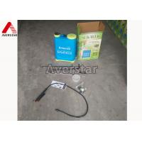 China Plastic Knapsack Manual Pesticide Sprayer 15L Double Filtration System To Clean Impurities wholesale