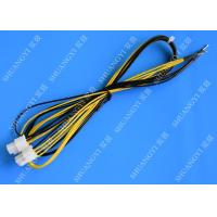 China Tin Plated Brass Pin Cable Harness Assembly 4.2mm Pitch For Electronics wholesale