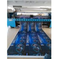 China outdoor custom advertising PVC flex vinyl banner with full color printing wholesale