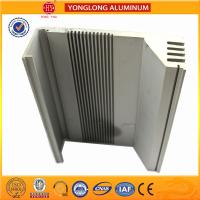 China 2500T Extrusion Aluminum Heatsink Profiles Maintain Temperature Setting on sale