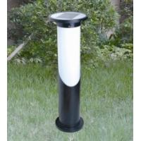 China High power  light controls outdoor solar powered garden lights 65 - 90Lm / w on sale