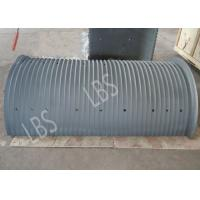 China Split Type Lebus Grooved Sleeves with Different Material / Carbon Steel and Stainless Steel wholesale