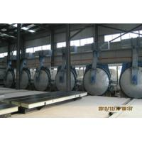 China Chemical Industrial Concrete AAC Autoclave Pressure Vessel With Saturated Steam wholesale