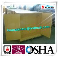 China High Performance Flame Proof Industrial Storage Cabinets 30 Gallon Shelf Adjustable wholesale