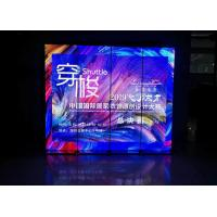 China Advertisement Poster Mobile LED Screen P2.5 1000 Nits Front Access Maintenance wholesale