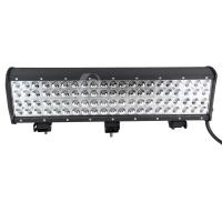 China Four Rows 252 W Cree LED Light Bars12V 12000LM 6000k for Universal Cars vehicle JEEP wholesale