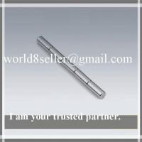 neodymium disc magnet(zinc coating)