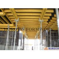 China Slab Table Formwork Systems, 2.5m x 5m Flexible Used For Slab Concrete Work wholesale