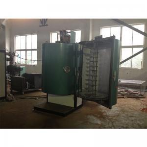 China Plastic Caps Evaporation Vacuum Metalizing Machine Multi Colors High Abrasion wholesale