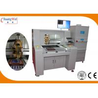 China Low Maintenance PCB Automatic Router Machine High Resolution CCD Video Camera wholesale