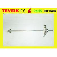 China Reusable stainless steel Biopsy Needle Guide for Aloka UST-984-5 ultrasound probe,Puncture Adapter wholesale