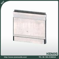 Plastic mold components,low steel plastic mould components,White Steel mold part
