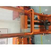 China High Lift Manual Hydraulic Stacker Capacity 400Kg 880 Lb For Loading Pallet Goods wholesale