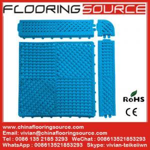 China PVC Tile Mat for Swimming Pool mat  Locker Room mat bathroom mat washroom mat wholesale