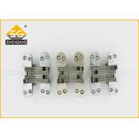 Buy cheap Indoor Use 180 Degree Concealed Hinges For Wood Door , 116*27.8*41mm from wholesalers