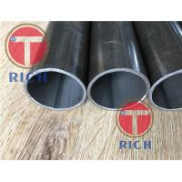 China Electric Resistance Welded Carbon Steel Heat Exchanger Tubes Oiled Surface wholesale